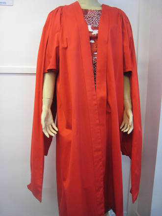 Buy Gown - Scarlet - Higher Doctoral Degrees