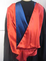 Hire Massey Univesity PhD Hood/Stole Facing